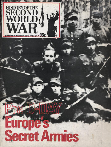 History Of The Second World War No. 64