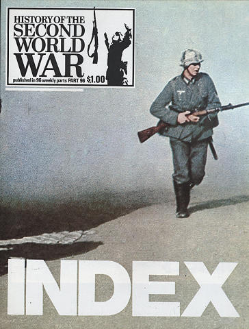 History Of The Second World War No. 96