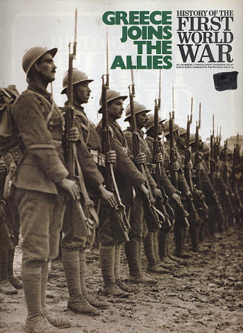 History Of The First World War No. 81