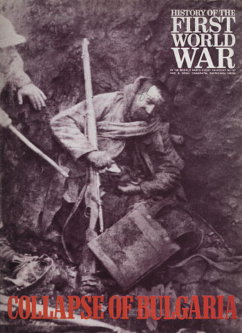History Of The First World War No. 107