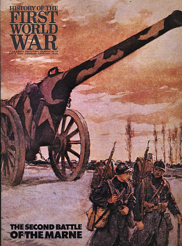 History Of The First World War No. 103