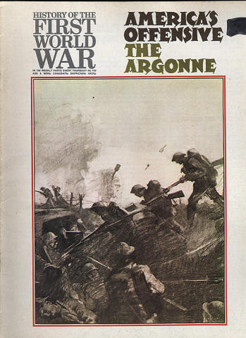 History Of The First World War No. 109