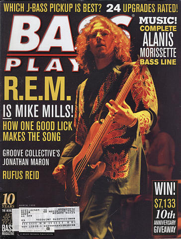 Bass Player Magazine March 1999