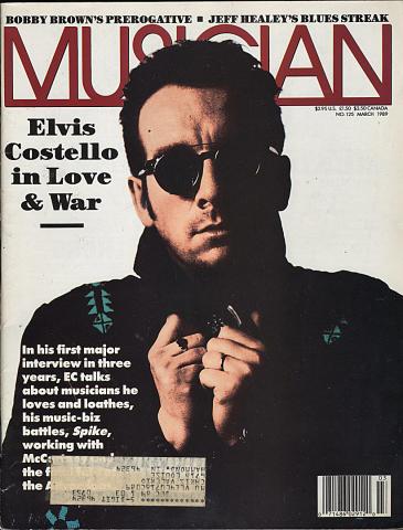 Musician Magazine March 1989