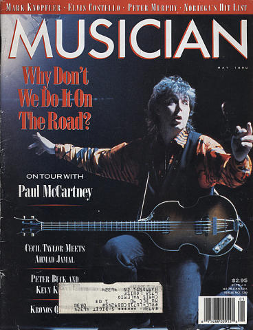 Musician Magazine May 1990