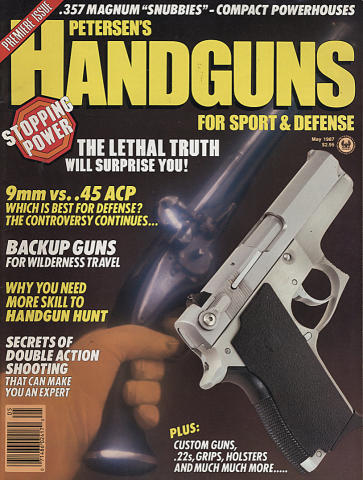 Petersen's Magazine May 1987