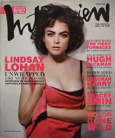 Interview Magazine June 2006