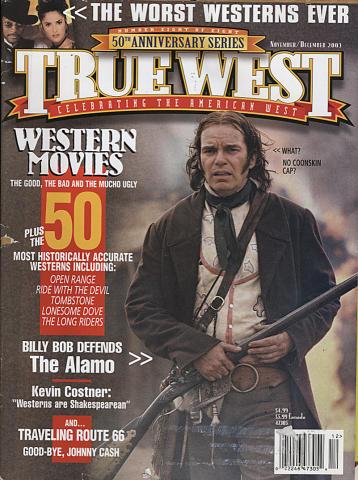 True West Magazine November 2003