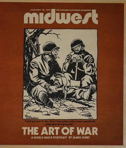 Chicago Sun-Times Magazine: Midwest January 18, 1976