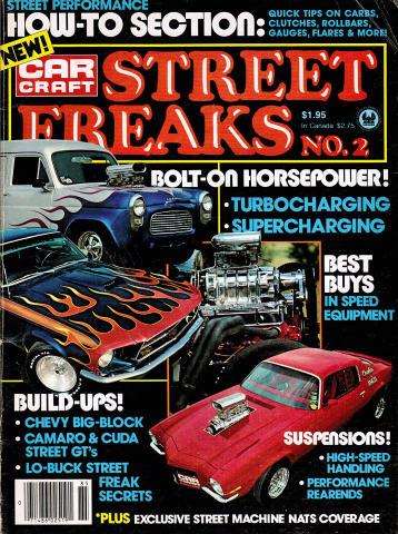 Car Craft: Street Freaks No. 2