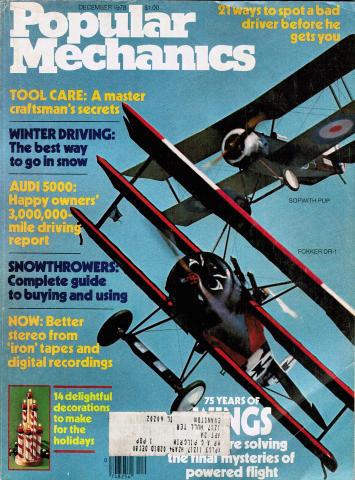 Popular Mechanics December 1, 1978