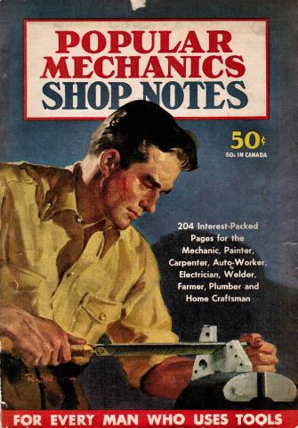 Popular Mechanics Vol. 43