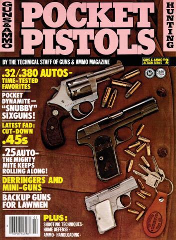 Guns & Ammo: Pocket Pistols Vol. 1 No. 2