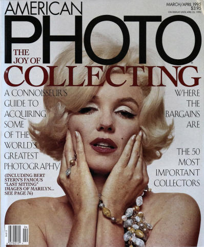 American Photo Magazine March 1995