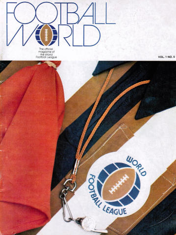 Football World Vol. 1 No. 5