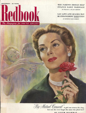 Redbook Magazine November 1952