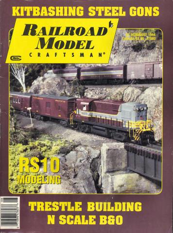 Railroad Model Craftsman