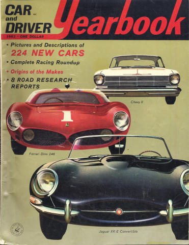 Car and Driver Yearbook