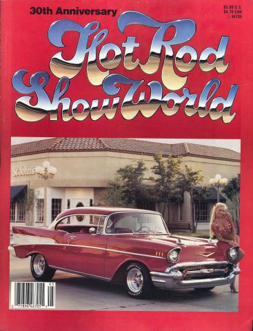 Hot Rod Show World 30th Anniversary