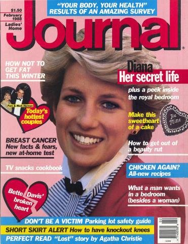 Ladies' Home Journal February 1988
