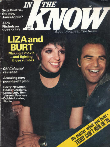 In the Know Magazine August 1975