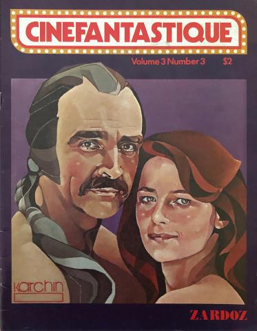 Cinefantastique Vol. 3 No. 3
