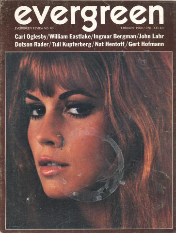 Evergreen Magazine February 1969