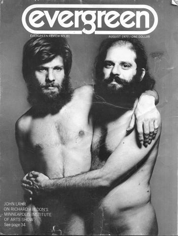 Evergreen Magazine August 1970
