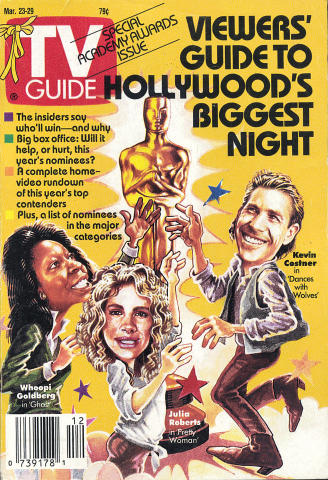 TV Guide March 23, 1991