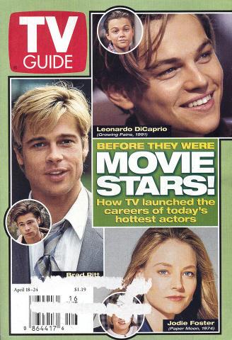TV Guide April 18, 1998