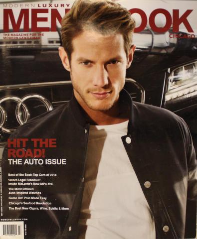 Modern Luxury: Men's Book Chicago Spring 2014