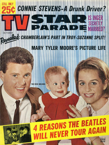 TV Star Parade Magazine October 1968