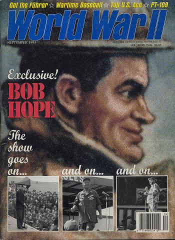 World War II Magazine September 1993