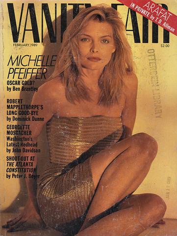 Vanity Fair Magazine February 1989