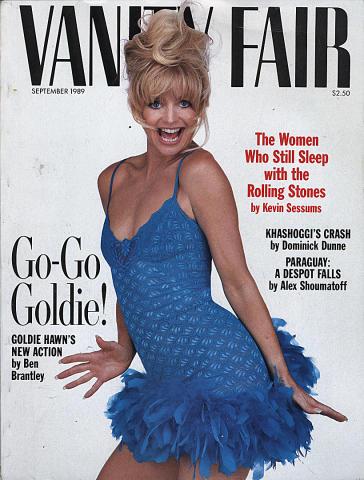 Vanity Fair Magazine September 1989
