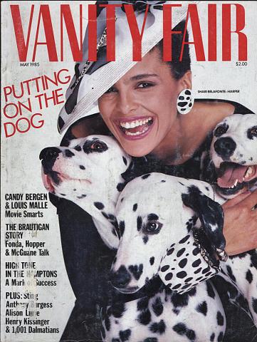 Vanity Fair Magazine May 1985