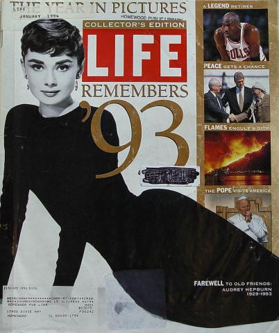 LIFE Magazine January 1994