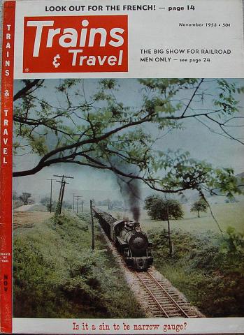 Trains & Travel