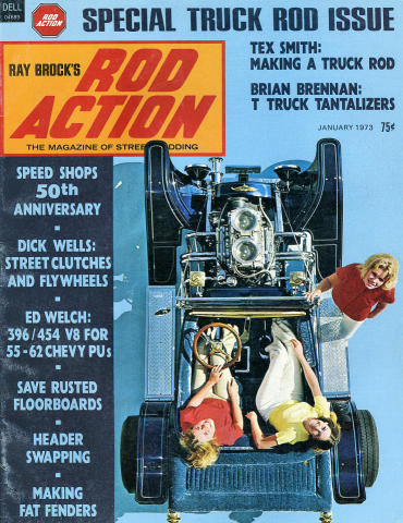 Ray Brock's Rod Action