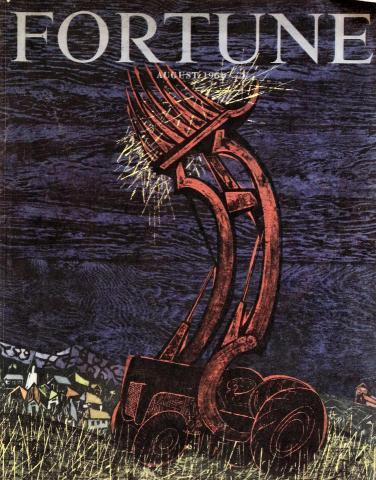 Fortune Magazine August 1950