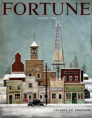 Fortune Magazine January 1950