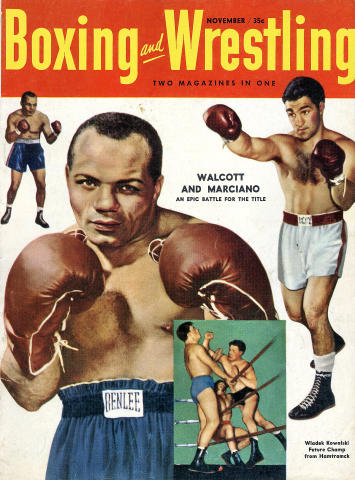 Boxing And Wrestling