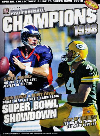 MVP Pro Football Champions 1998 / MVP Champions Green Bay 1998