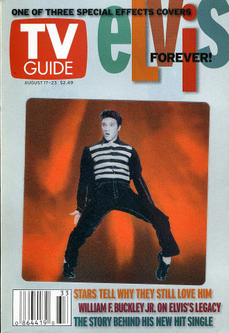 TV Guide August 17, 2002