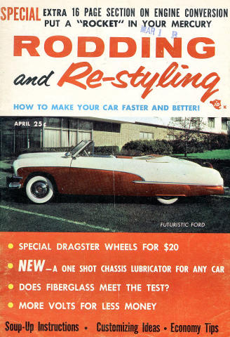 Rodding And Re-Styling