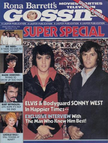 Rona Barrett Magazine April 1978