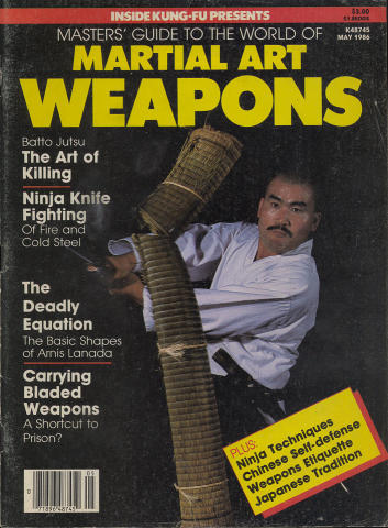 Master's Guide to the World of Martial Arts Weapons