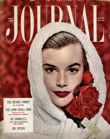 Ladies' Home Journal January 1955