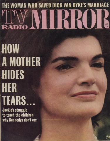 TV Radio Mirror Magazine March 1964