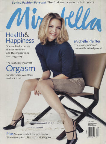 Mirabella Magazine January 1997